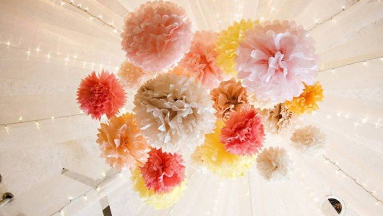 Comment construire un Pompon de soie?