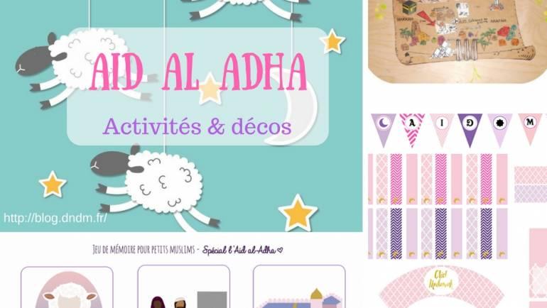 Aid el Adha: Activités et Décos
