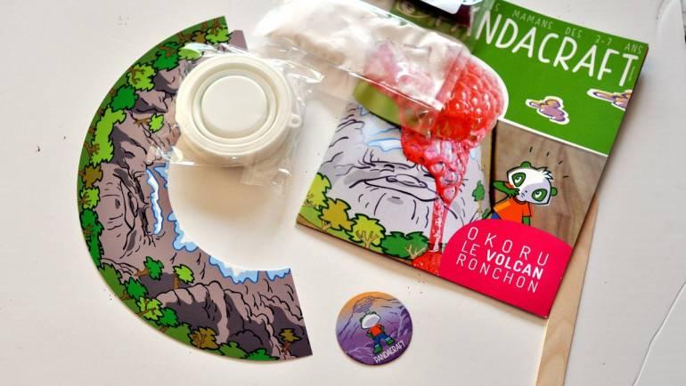 Kit Pandacraft à tester!