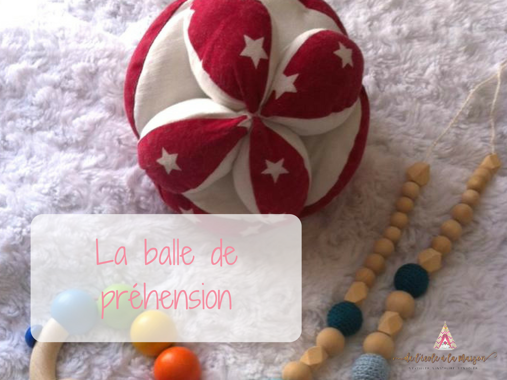 La Balle de préhension