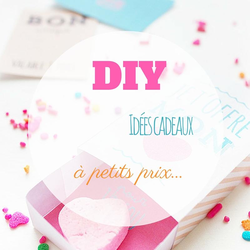 Diy – Idées petits cadeaux