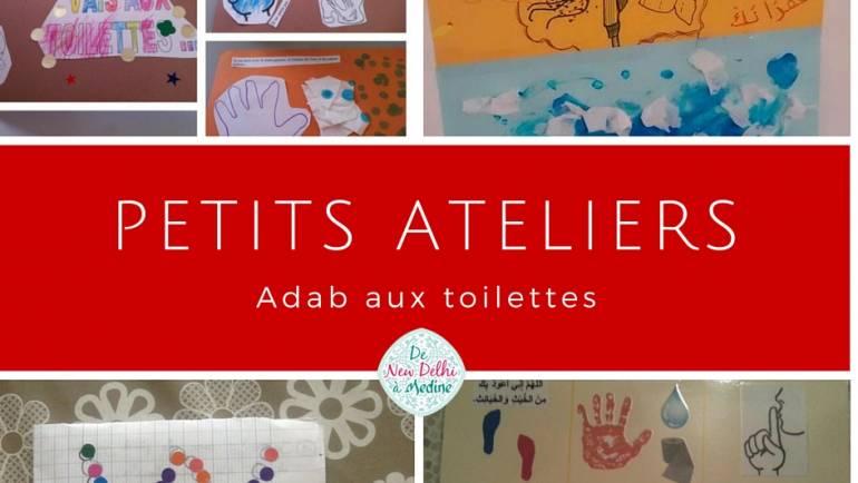 Activité 3 – Adab aux toilettes