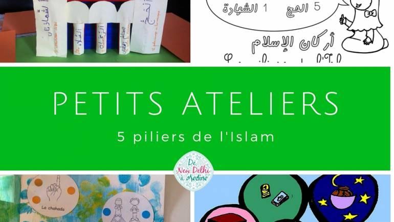 Activité 5 – Les cinq piliers de l'Islam