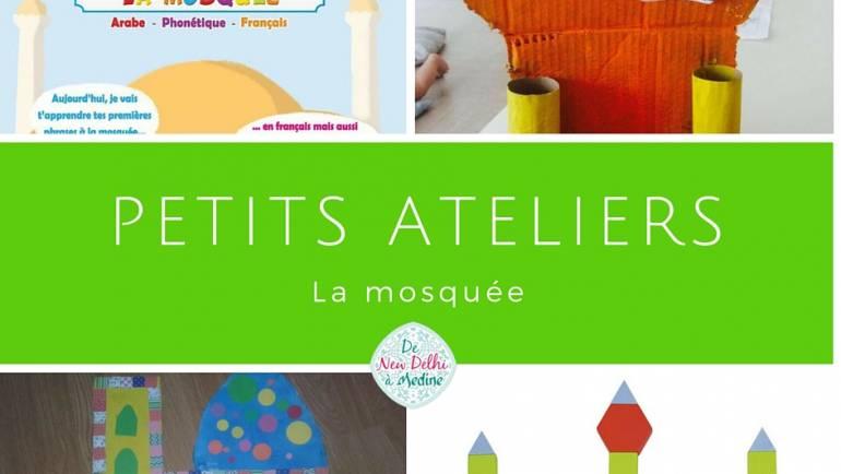 Activité 7 – La mosquée