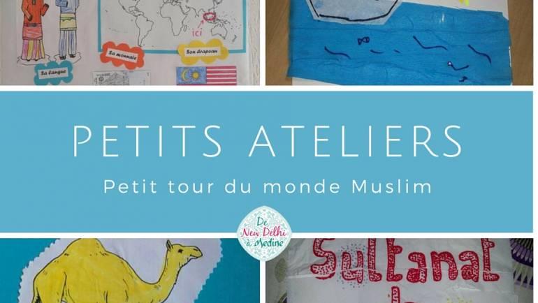 Activité 8 – Tour du monde Muslim