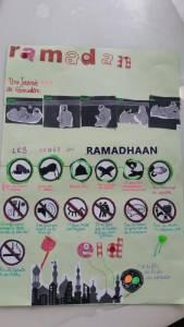journée ramadan