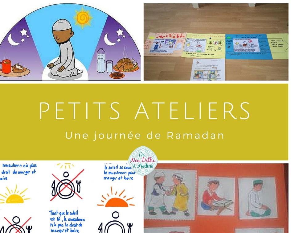 Comment expliquer aux enfants une journée de ramadan?