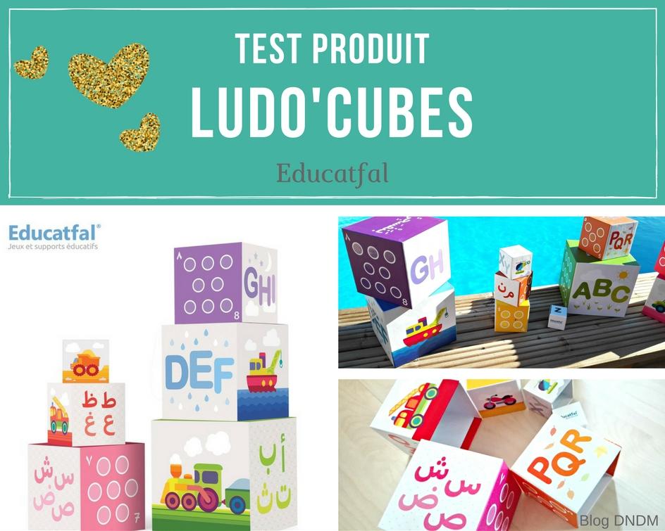 Les Ludo'cubes – Educatfal