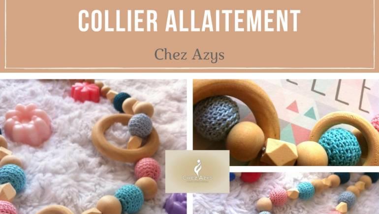 Collier d'allaitement / Chez Azys