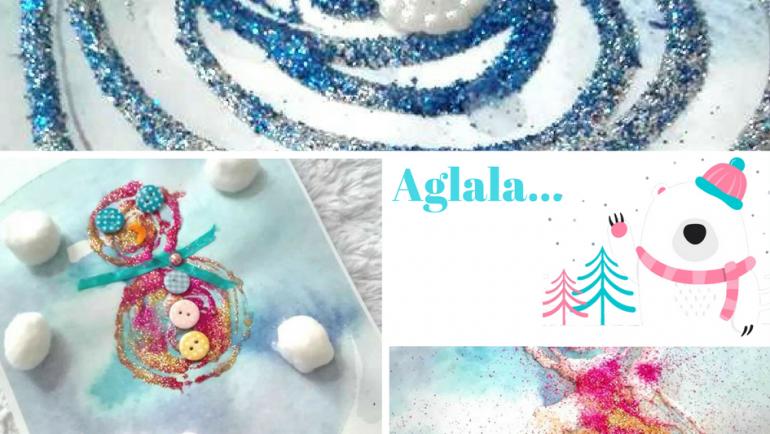 Aglagla il fait froid! – L'art est un jeu d'enfant