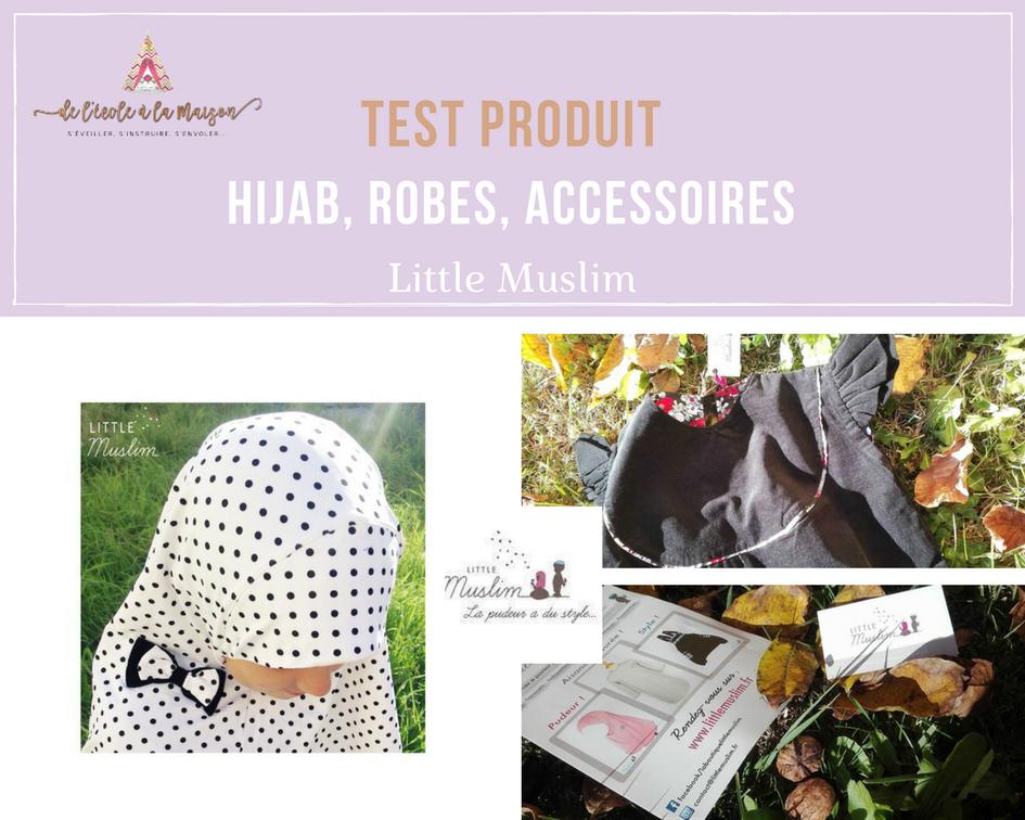 Little muslim, la marque chic pour nos loulous!