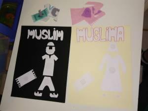 vetement muslim feutrine