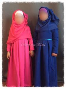 robe oumi wa binti