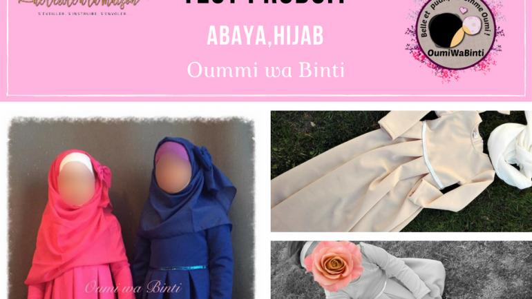 Oumi wa binti + code promo!