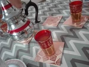 Maroc-thé