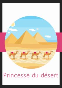 Affiche Egypte