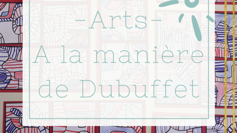 A la manière de … Dubuffet