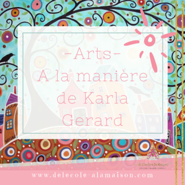 A la manière de … Karla Gerard