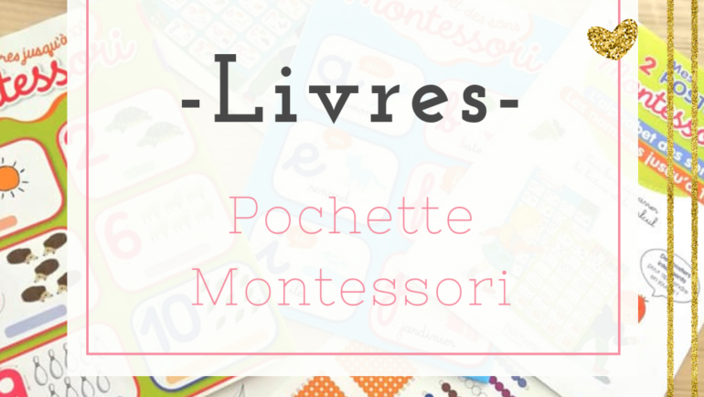 Pochette Alphabet + Sons Montessori