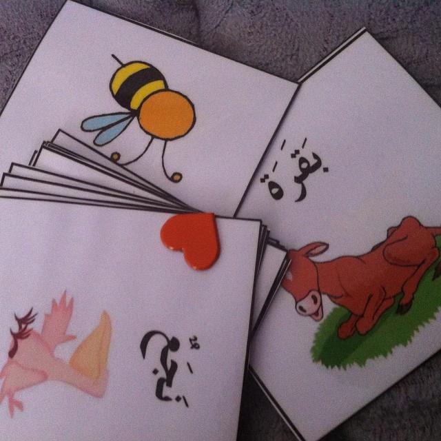Flashcards En Arabe