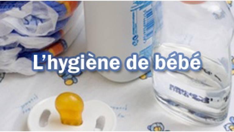 Produits d'hygiène dangereux pour bébés : liste et classement des 58 produits testés