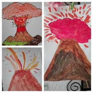Arts visuels volcans