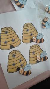 denombrer abeilles