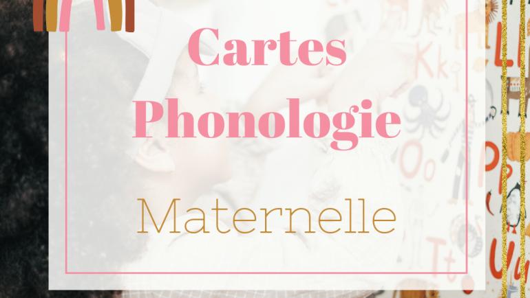 Cartes phonologie