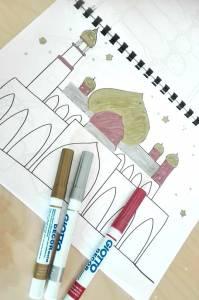 Coloriage maxime.c
