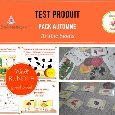 Un automne avec Arabic Seeds…