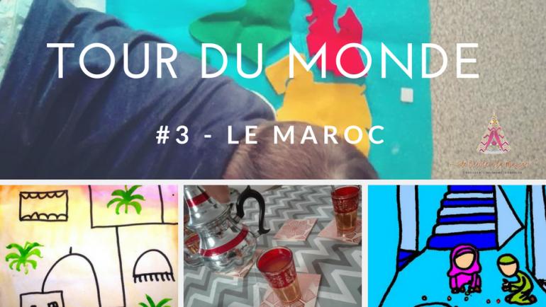 Tour du monde #3 – le maroc