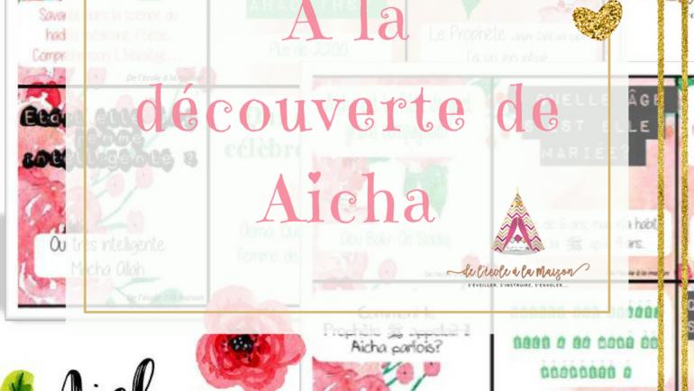 A la découverte de Aicha….