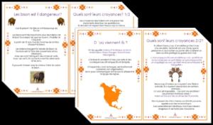 cartes infos indiens
