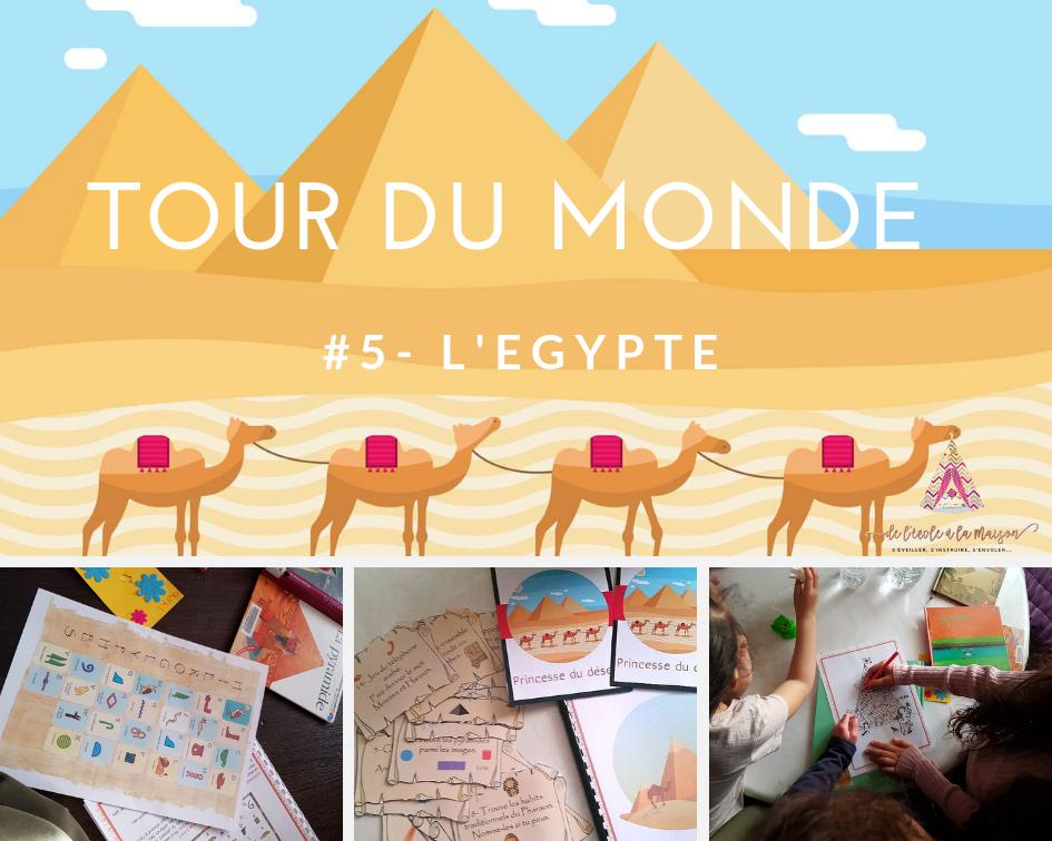 Notre tour du monde #5 – l'Egypte