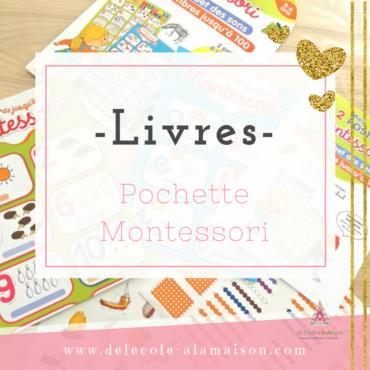 Pochette Alphabet + Sons Montessori